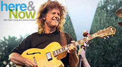 Pat Metheny - Here & Now interview
