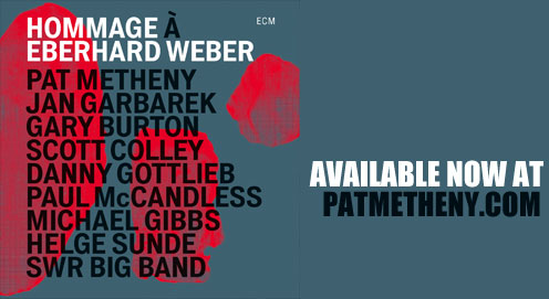 Hommage A Eberhard Weber: Available Now