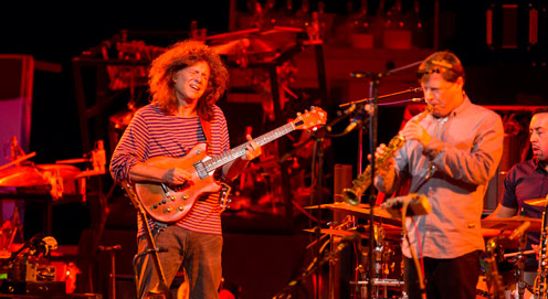 Pat Metheny Unity Group World Tour Reviews