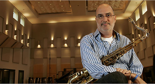 Tribute to Michael Brecker (1949-2007)