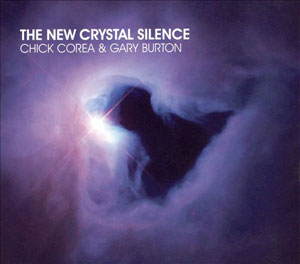 CD cover for The New Crystal Silence by Chick Corea & Gary Burton